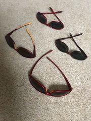 4 Sonnenbrillen mit UV Schutz