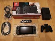 Nintendo Switch Console V1 Neu