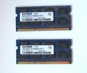 ELPIDA 2x 2GB 4GB KIT