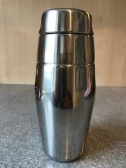 Alessi Cocktail Shaker Mixer aus