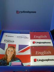 Linguaphone Grundkurs Selbststudienwerk Englisch Komplettpaket