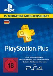 Playstation Plus Mitgliedschaft 15 Monate