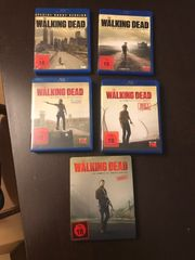 the walking dead Staffel 1-5