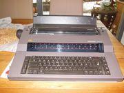 El Schreibmaschine TA Gabriele 9009