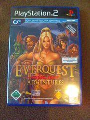 PS 2 Spiel Everquest online