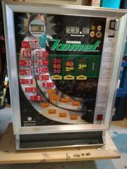 Spielautomat Komet DM