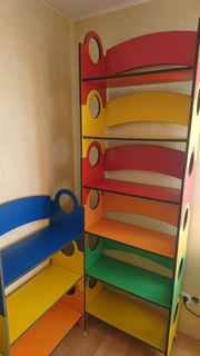 9 Groovy Kinderzimmerregale kinderbänke