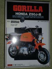 Bausatz Honda Z50J-III Gorilla 1
