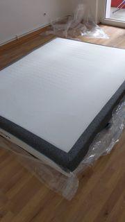 Taschenfederkernmatratze Mlily 200x160cm