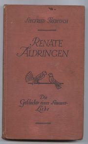 Siegfried Trebitsch - Renate Aldringen Die