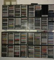 Musik-CD-Sammlung zu verschenken