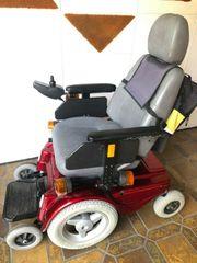 Pride Jazzy 1170 Elektrorollstuhl E-Rollstuhl