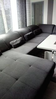 Couch Sofa U Form