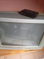 Röhren Fernseher funktionsfähig