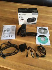 Panasonic HC-V757EG-K Camcorder