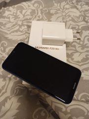 Huawei P 20 lite blau
