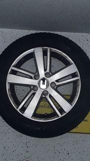 neuwertige Michelin-Reifen Allwetter 4 Seasons