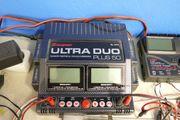 Ladegerät Graupner Ultra Plus 50