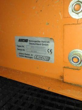 Bild 4 - Häcksler Schredder Hacker Echo GHX-1500 - Cleebronn