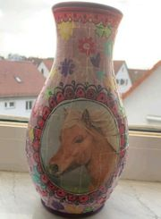 Puzzle Vase