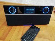 Internetradio Medion Design wireless LAN