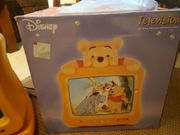 Winnie Pooh Fernseher DVD Player
