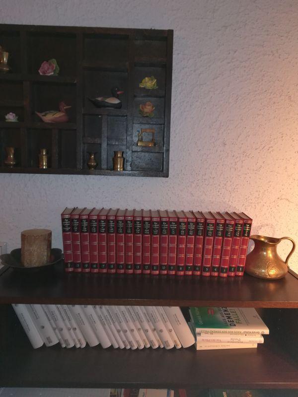 Wertvolle Bücher Lexika uvm