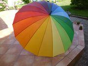 Sonnenschirm Strandschirm Weidekorb Kl Kühltaschen