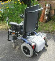 elektrischer -Rolllstuhl elektro Rollstuhl Dragon