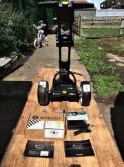 Motocaddy M1 Pro elektrischer Golfwagen