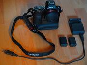 Digitalkamera Sony A7S - Nachtsichtgerät
