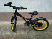Scool XXLite Steel 16 Fahrrad