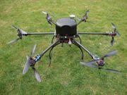 FPV Dodekacopter Hexacopter DYS DSN-V12