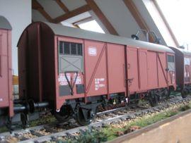 Modelleisenbahnen - Modellbahn Spur 1 MBW Güterwagen