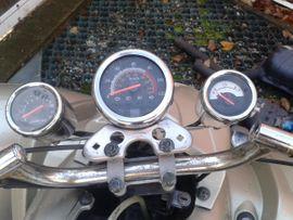 SELTENES Forca Quad 108 ccm: Kleinanzeigen aus Güsten - Rubrik Sonstige Motorroller