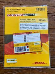 DHL Päckchenmarke M 2kg 10