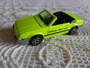 Spielzeugauto Mustang Majorette