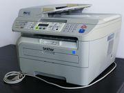 Multifunktions Laserdrucker schwarz-weiß USB ca