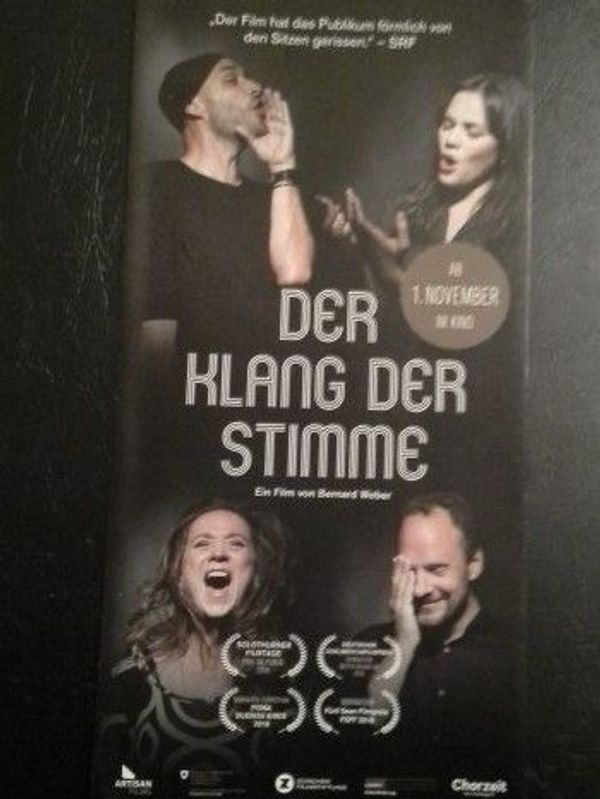 CH Flyer 2018 Der Klang