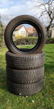 - Neuwertige - Sommerreifen Bridgestone Potenza 175