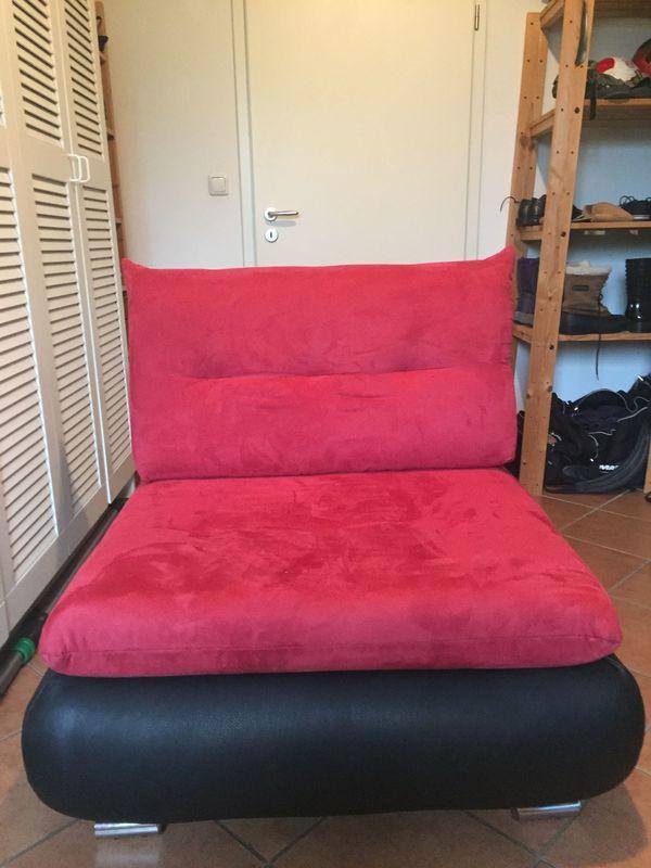 Super Schlaf-Sessel zum Ausziehen