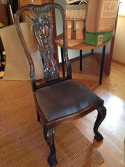 Stuhl Chippendale Stühle