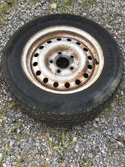 Ersatzrad Ersatzreifen für Anhänger 185