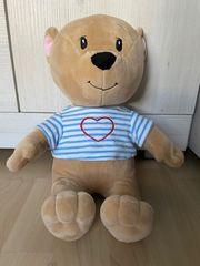 Plüschtier Teddy zu verschenken