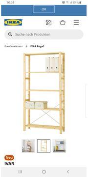 IKEA IVAR REGAL