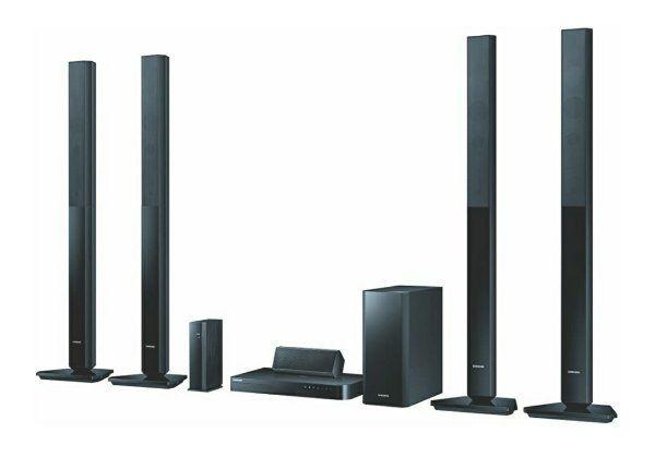 Blu-ray-Heimkinosystem Soundanlage Soundsystem