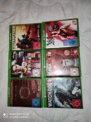 Xbox one Spiele