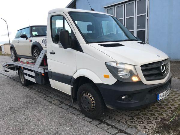 AUTOTRANSPORT IN MÜNCHEN AB 59