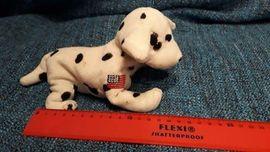 Sonstiges Kinderspielzeug - Beanie Baby Plüschtiere Dalmatiner Wolf
