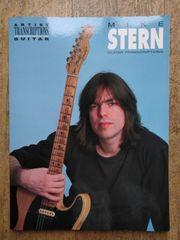 Mike Stern Guitar transcriptions